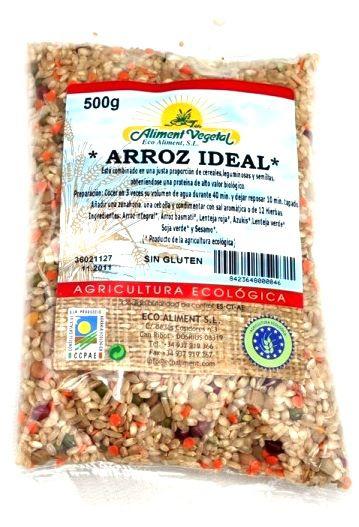 Donde comprar aliment vegetal arroz ideal sin gluten 500g en barcelona mi farmacia en barcelona - Donde comprar arroz salvaje ...